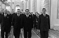 День в истории. 8 апреля: к власти в СССР пришел днепропетровский клан