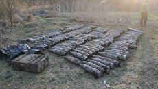 Более полутора сотни снарядов: На турбазе в Луганской области найден склад боеприпасов