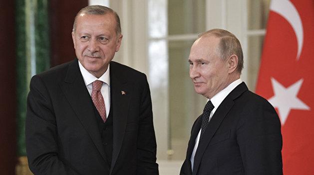 Эксперт: Эрдоган не знает, что делать с Сирией и нуждается в Путине