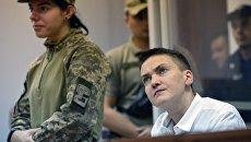 Савченко заявила, что прокуроры снова попытаются упечь ее и Рубана за решетку