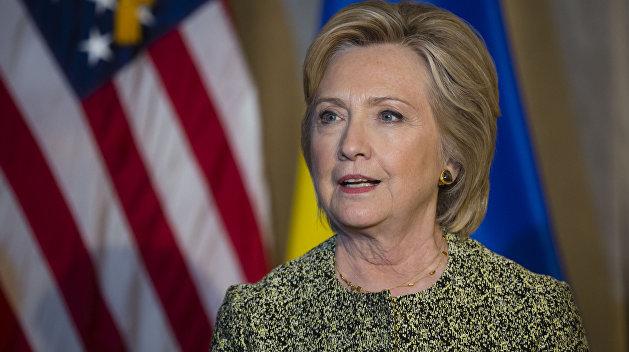 Белый дом рассказал, как Украина помогала Хиллари Клинтон на президентских выборах