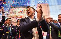 Конец эпохи Порошенко. Украина выбрала президента