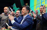 «Миф в упаковке сериала»: «Оппозиционная платформа» жестко раскритиковала Зеленского