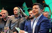 Украина выбрала вымышленный образ, потому что реальность невыносима – испанские СМИ о победе Зеленского