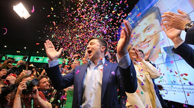 ЦИК сегодня объявит результаты выборов президента Украины
