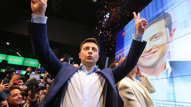 Новый президент: Стала известна дата инаугурации Зеленского