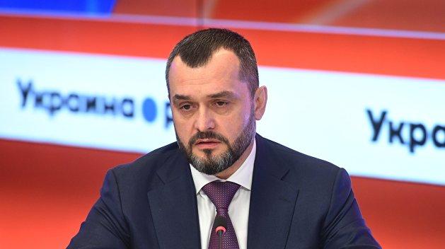 В Киеве заочно арестовали экс-министра Захарченко