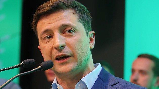 Зеленский приехал на встречу с раскольниками ПЦУ