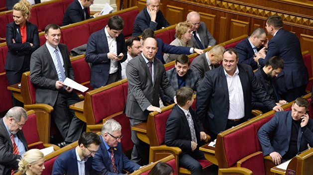 Депутат от БПП призвал Верховную Раду помочь Зеленскому