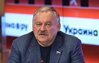 «Не стерпится и не слюбится». Затулин о том, что России нужно делать с такой Украиной