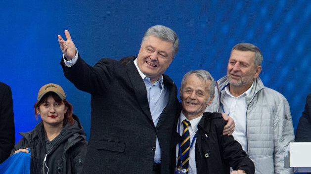 «Почти» верные Порошенко. Крымскотатарский меджлис приглашает Зеленского к торгу