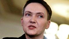 Все еще безработная: Савченко заявила, что не является ведущей на ZIK