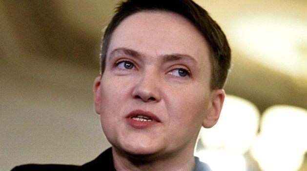 «Даже послать хочется»: Савченко сделала неоднозначный комплимент журналисту