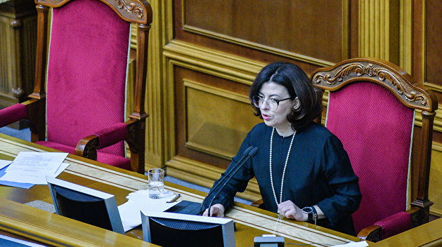 Вице-спикер ВР: Закон по Донбассу предусматривает возобновление торговли с ДНР и ЛНР