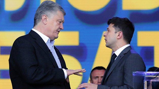 «Злая кукла»: Ищенко рассказал, чем Зеленский отличается от Порошенко