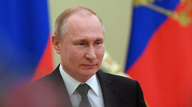 «Это уже их дело» - Путин о новых антироссийских санкциях со стороны США