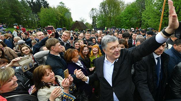 Минск, музей Бандеры, новый «Слуга народа». Куда пристроить Порошенко?