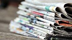 Пустые страницы вместо текста: ивано-франковских журналистов не пустили на «какое-то совещание» Зеленского
