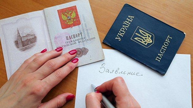 Паспортизация против украинизации. Кто и как получает российское гражданство