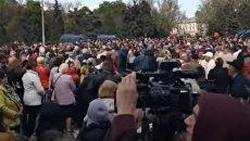 «Фашизм» не пройдет и чёрные шары: митинг памяти 2 мая в Одессе