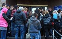 Российские паспорта в ДНР. Кто первый в очереди за счастьем?