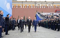 Путин: Победа добывалась отвагой участников обороны древних русских столиц - Киева и Великого Новгорода