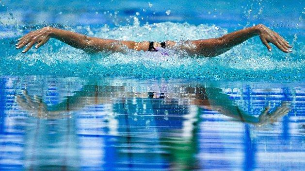 Украинский пловец одержал победу на чемпионате мира среди юниоров