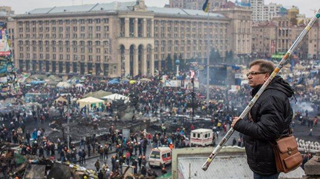 Партия Порошенко заявила о начале террора против идей Майдана