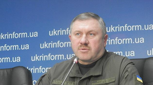 Почему Нацгвардия Украины укомплектована на 40%