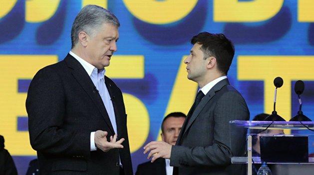 Киевский эксперт сказал, что будет с Зеленским и Порошенко в случае их объединения