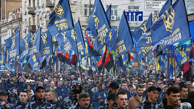 Убойная статистика: сколько националисты смогут вывести своих сторонников в Киеве 14 октября?