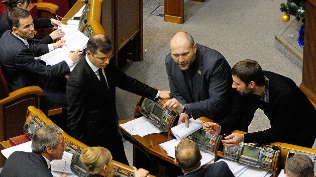 Экс-спикер «Правого сектора» не станет преемником Савченко в ПАСЕ