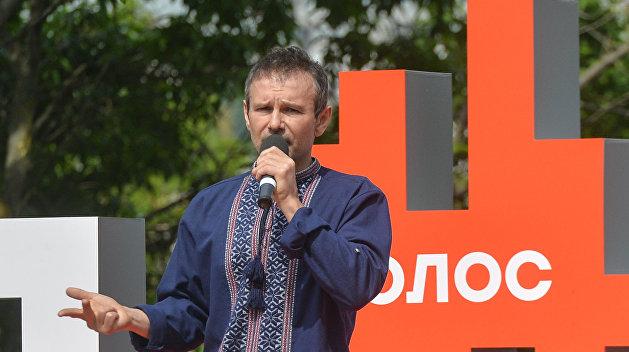 Бортник: «Голос» Вакарчука – это антипод Зеленского, который уничтожит других национал-демократов