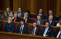 Украина – диктатура посредственностей