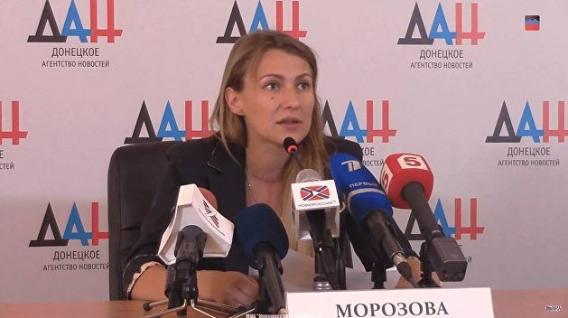 ДНР и Украина готовят обмен пленными по формуле «50 на 88» — Морозова