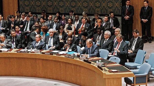 Совбез ООН отказался от новозеландской резолюции по Сирии
