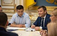 Странные телодвижения Богдана во время выступления Порошенко попали на видео