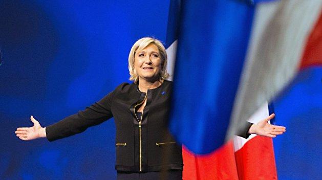 Ле Пен поделилась планом демонтажа ЕС
