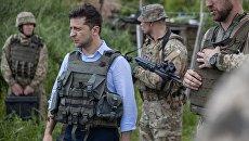 Обострение в Донбассе: Зеленский осознал, что обстрелы не способствуют миру