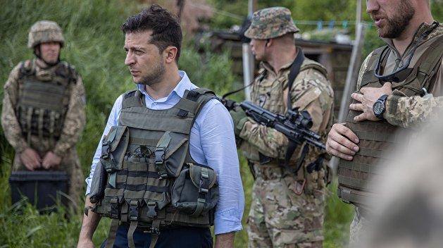 #ЗеленскийПризнайВыборДонбасса: жители ЛНР и ДНР требуют мира от президента Украины