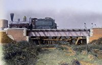 День в истории. 3 июня: в Харьков прибыл первый поезд