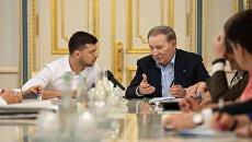 Кучма подобрал Зеленскому кандидата в мэры Одессы — СМИ