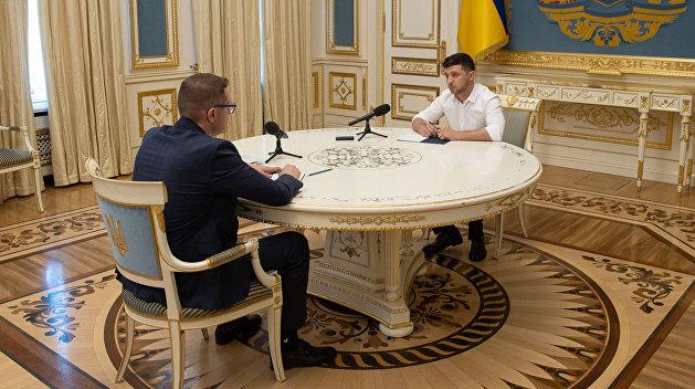 Врио главы СБУ улетел в США организовывать визит Зеленского