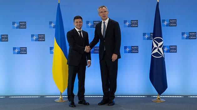 Руководство НАТО в скором времени посетит Украину