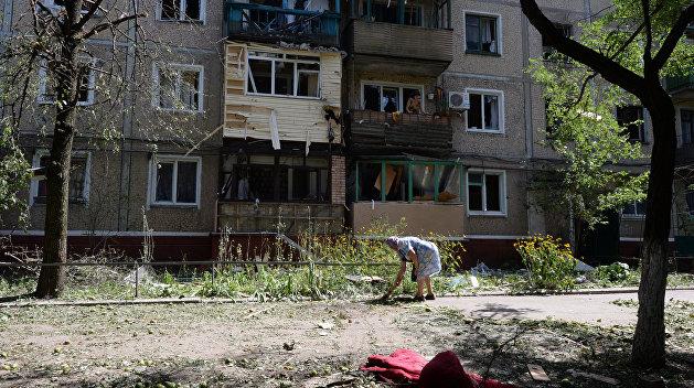 Для старшеклассников выпустили пособие о войне в Донбассе