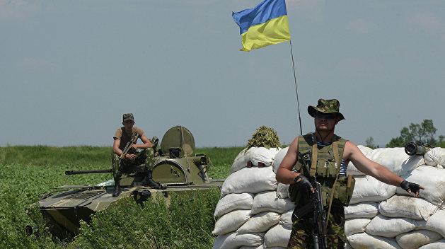 Украинские СМИ: в зоне АТО процветает детская проституция