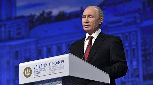 «При чем тут украинские моряки?» - Путин опроверг слухи о возвращении РФ в ПАСЕ