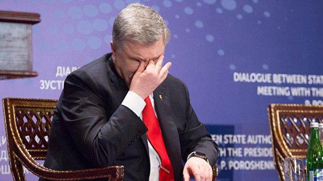 Лавров рассказал о лжи Порошенко