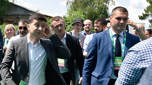 Пять болевых точек парламентских выборов на Украине. Карточный домик президента Зеленского