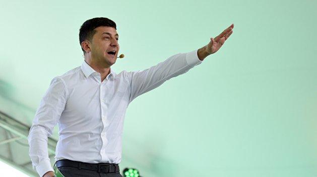 Уедет ли президент Украины в Ростов? Зачем «слуги народа» собираются на очередной съезд